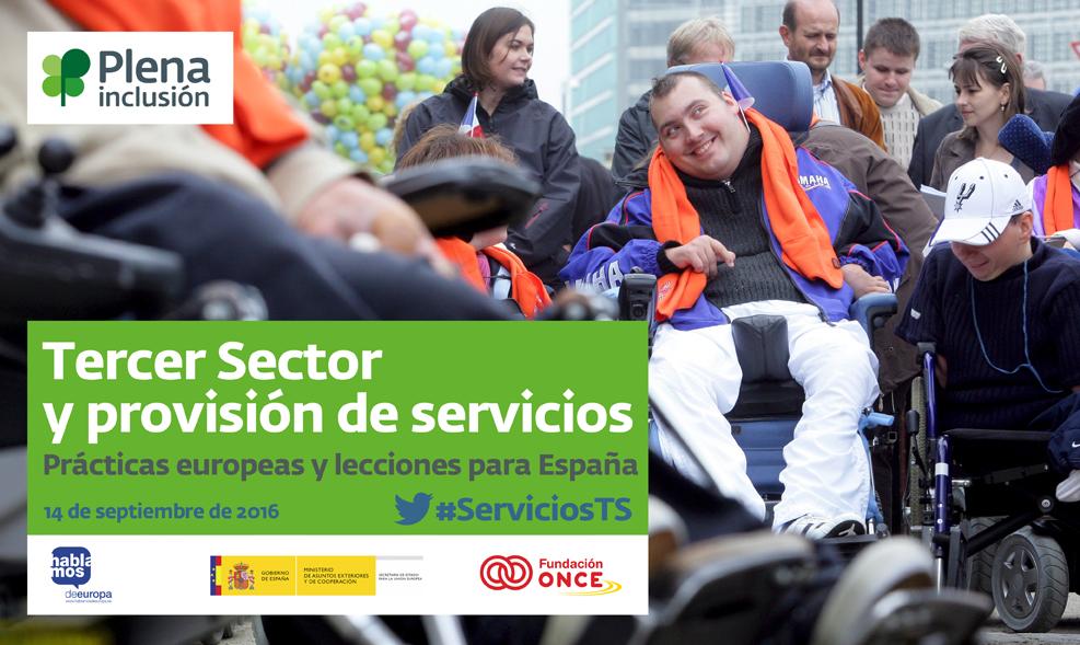 """Ir a : El 14 de septiembre, asiste en directo a la presentación del Estudio """"Tercer Sector y Provisión de Servicios"""""""