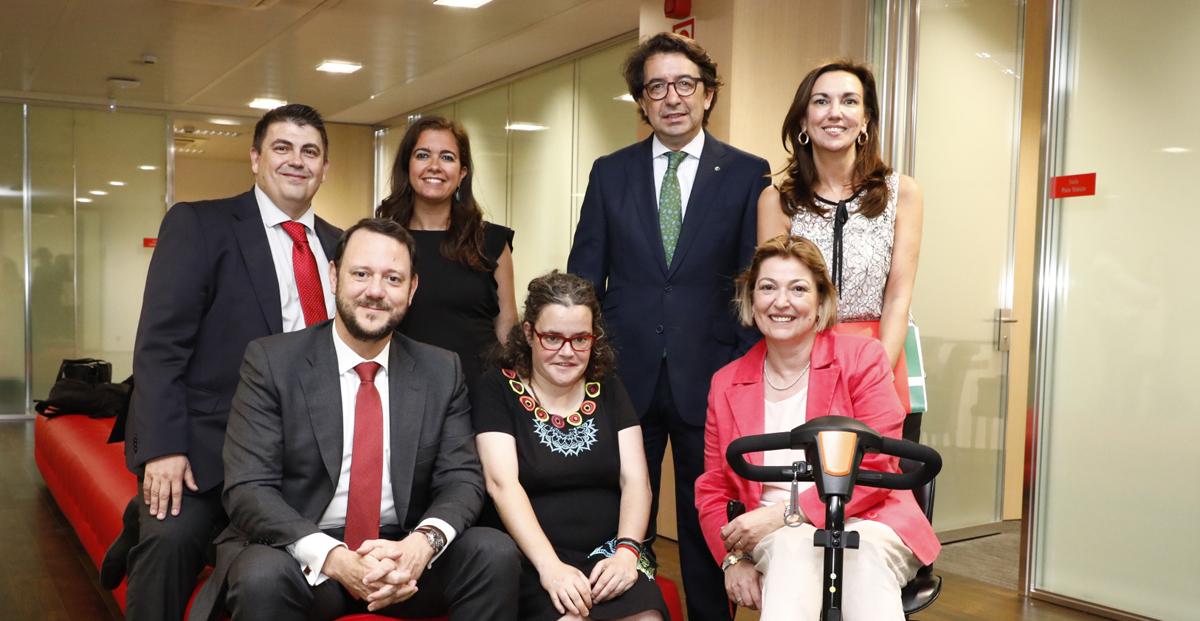Ir a : Plena inclusión analiza junto a las administraciones la situación de las personas con discapacidad intelectual en el empleo público