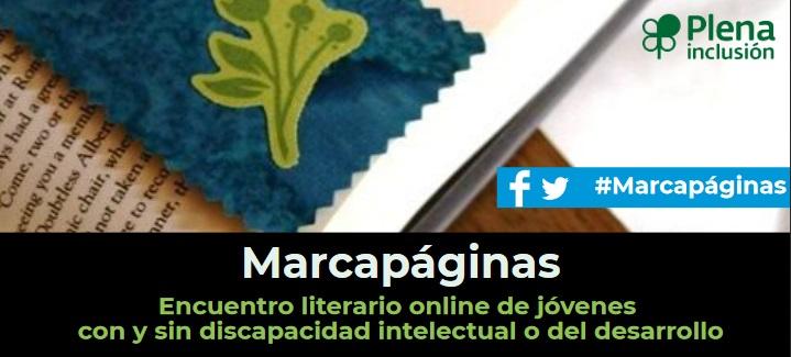 Ir a : Marcapáginas: una aventura literaria para personas con y sin discapacidad intelectual