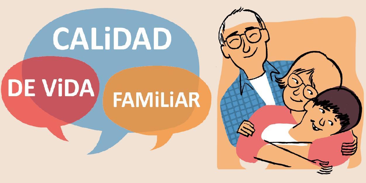 Ir a : La aplicación de web de escalas de calidad de vida familiar estará disponible el 1 de febrero