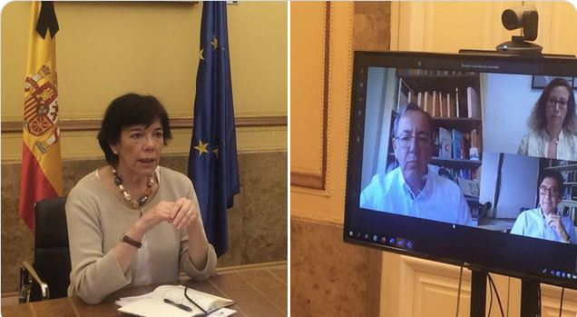 Ir a : Plena inclusión se reúne con la ministra Celáa y le plantea sus demandas sobre la educación inclusiva