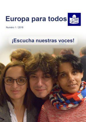Ver Europa para todos! 2018 / 1