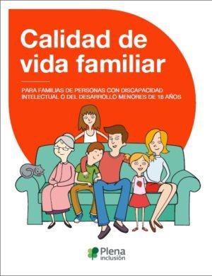 Ver Calidad de Vida Familiar, para familias de personas menores de 18 años