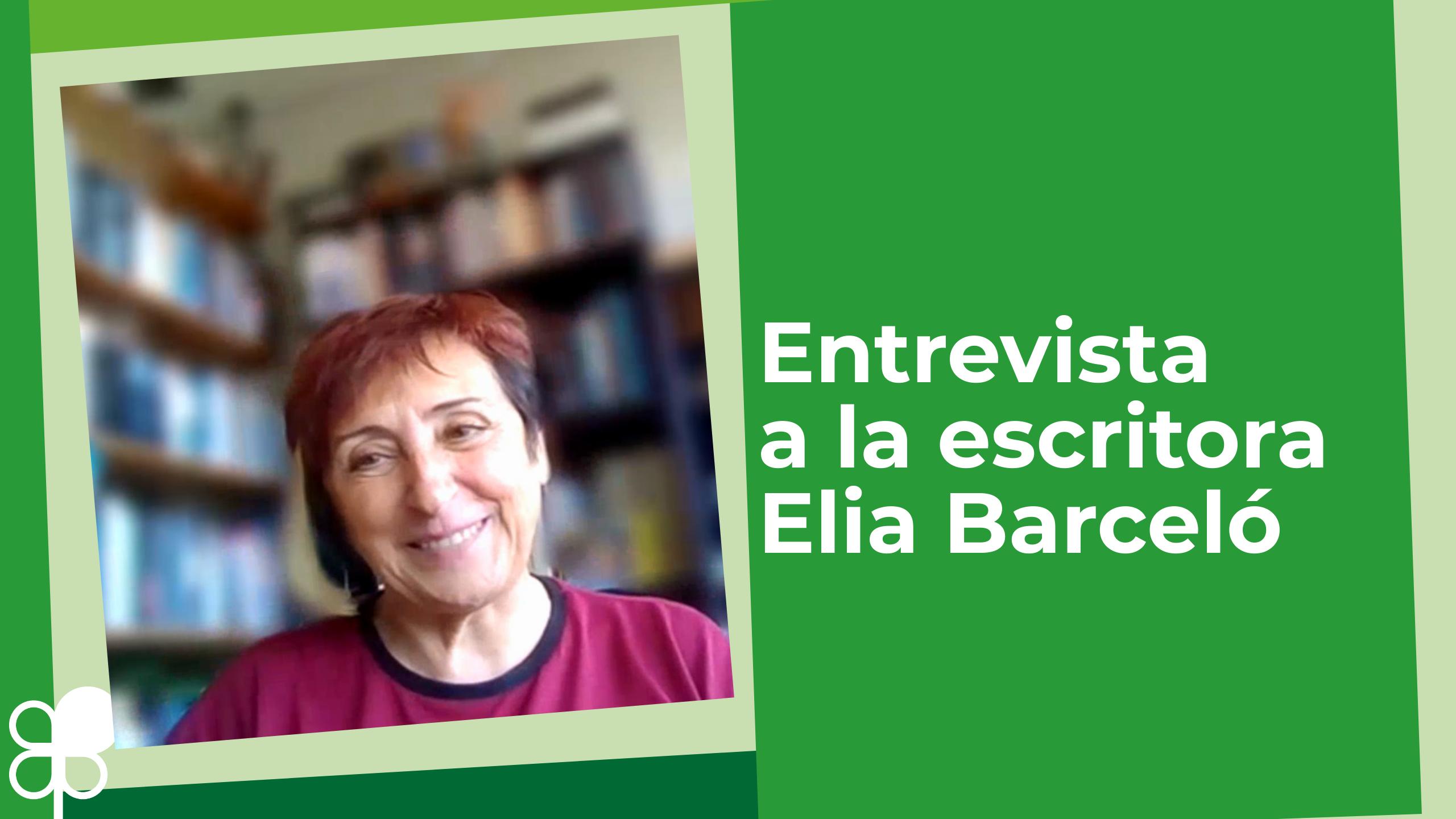 Ir a : Elia Barceló defiende una literatura accesible para todas las personas