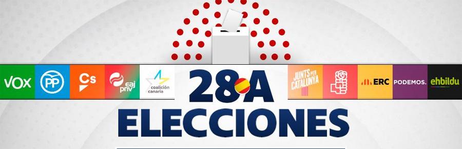 Ir a : Te explicamos los principales resultados de las Elecciones Generales