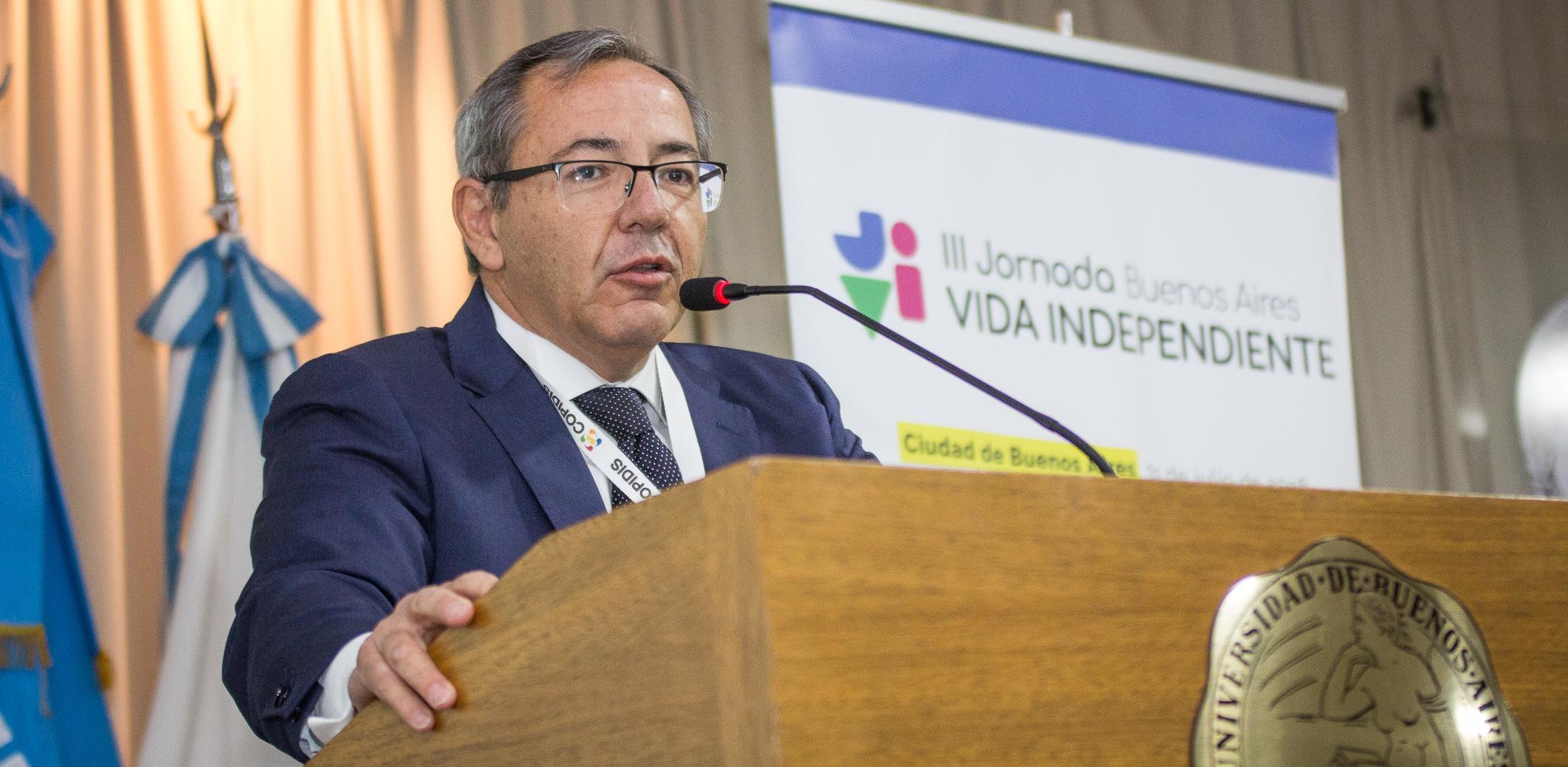 Ir a : Plena inclusión fortalece su colaboración con organizaciones argentinas en el ámbito de la Vida Independiente y la transformación de servicios