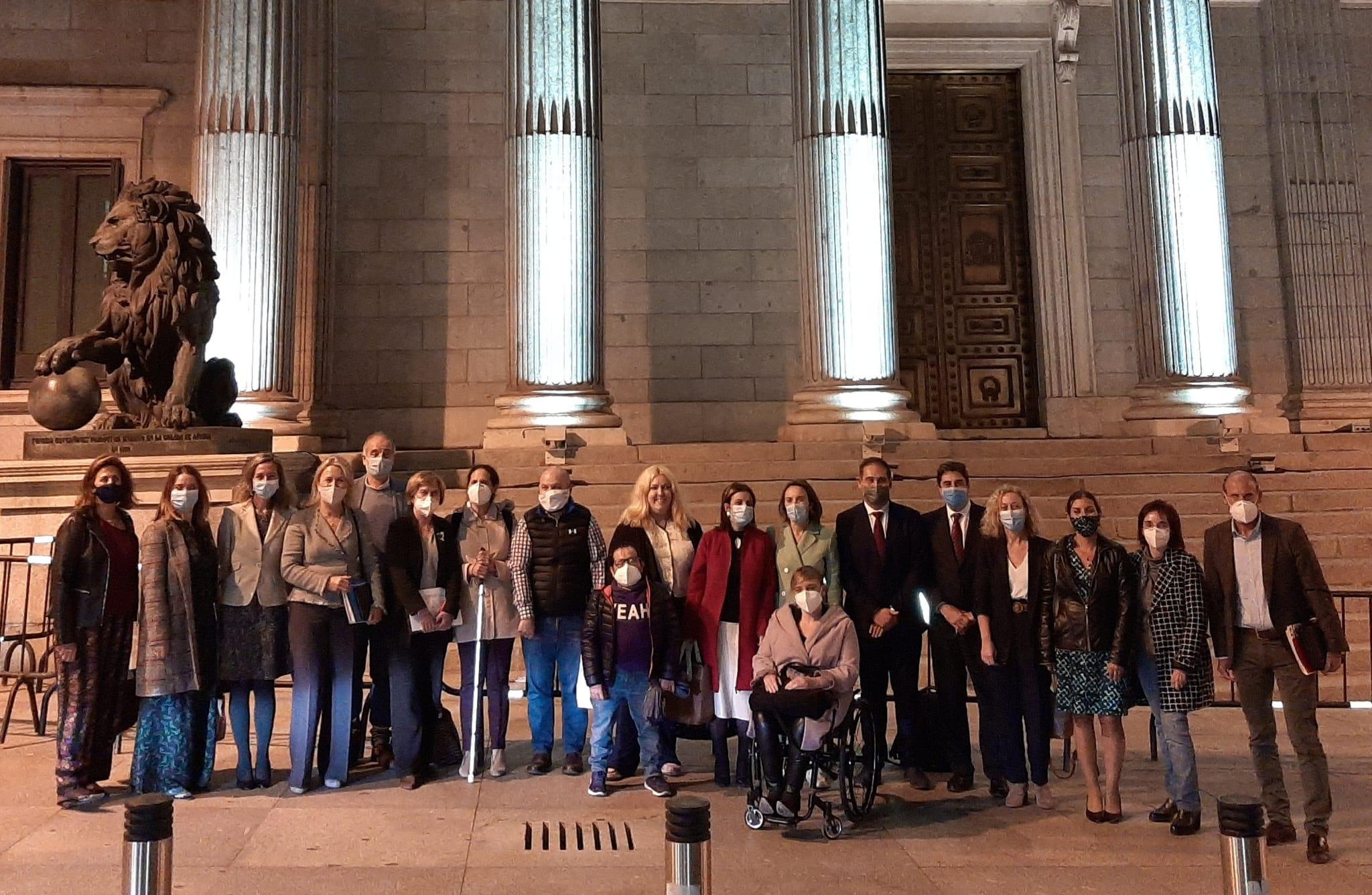 Ir a : Hoy el Congreso, al prohibir las esterilizaciones forzadas, restaura un derecho fundamental de las personas con discapacidad negado durante décadas