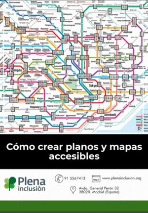 Ver Cómo crear planos y mapas accesibles