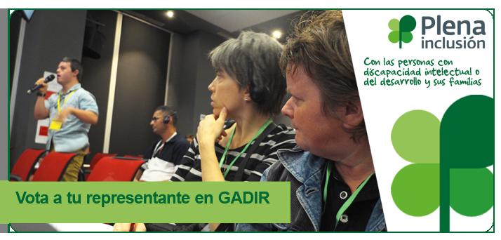 Ir a : Desde este lunes 18 de septiembre puedes votar a tus representantes en nuestro Grupo de Apoyo a la Dirección (GADIR)
