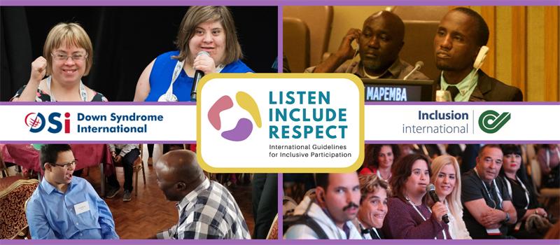 Ir a : Participa en la encuesta de Inclusion International sobre participación inclusiva de las personas con discapacidad intelectual o del desarrollo