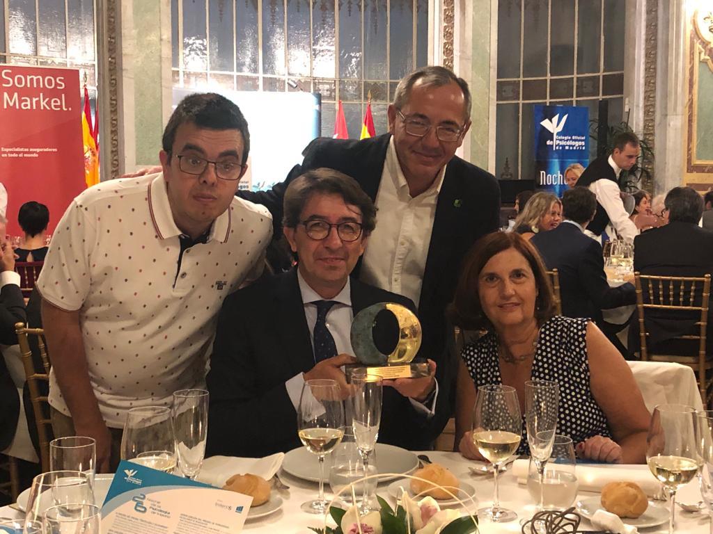 Ir a : Plena inclusión reconocida con el Premio Psicología y Solidaridad