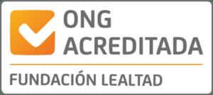 ONG acreditada por la Fundación Lealtad