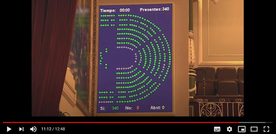 Ir a : El documental «Mi voto cuenta» explica cómo se recuperó el derecho a voto de 100.000 personas