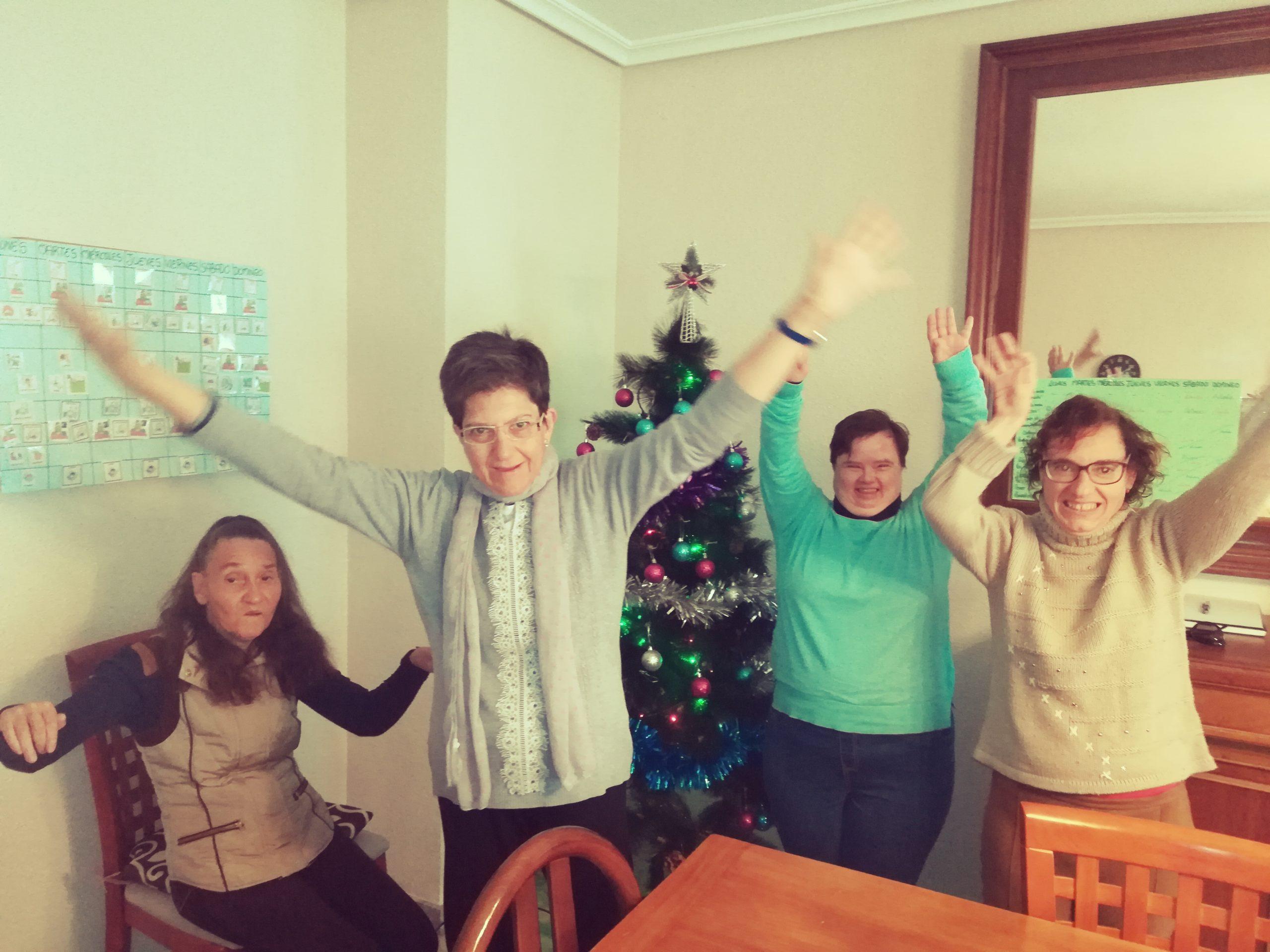 Ir a : La primera Navidad en comunidad