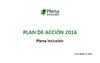 Ver Plan de Acción 2016 de Plena inclusión