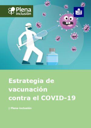 Ver Estrategia de vacunación  contra el COVID-19. Lectura fácil