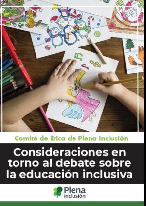 Ver Consideraciones en torno al debate sobre la educación inclusiva