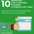 portada pautas accesibilidad web y apps
