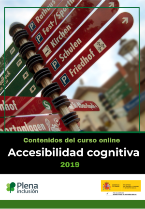Ver Contenidos curso MOOC Accesibilidad Cognitiva. Edición 2