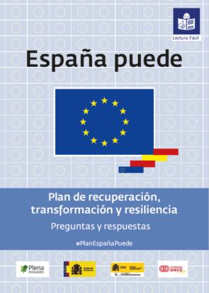 Ver Plena inclusión. España puede. Plan de Recuperación. Lectura fácil