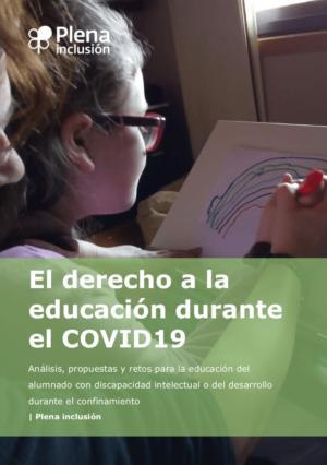 Ver El derecho a la Educación durante el COVID-19