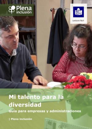 Ver Mi talento para la diversidad: guía para empresas y administraciones