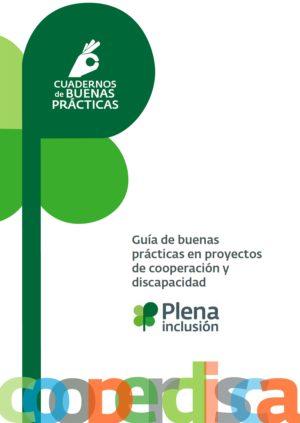 Ver Guía de buenas prácticas en proyectos de cooperación y discapacidad