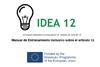 Ver Manual de entrenamientos inclusivos en artículo 12