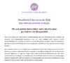 Ver Manifiesto de Cermi por el Día Internacional de la Mujer 2018