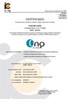 Ver Certificado Norma ONG Calidad (versión 5)