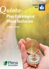 Ver Quinto Plan Estratégico de Plena inclusión 2016 a 2020 en Lectura fácil
