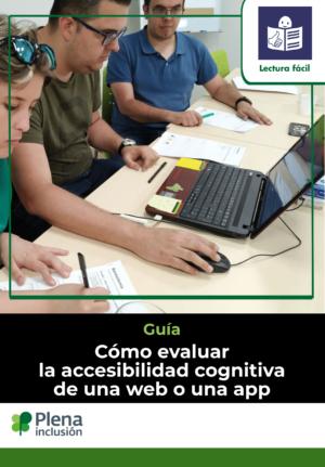 Ver Guía Cómo evaluar la accesibilidad cognitiva de webs y apps