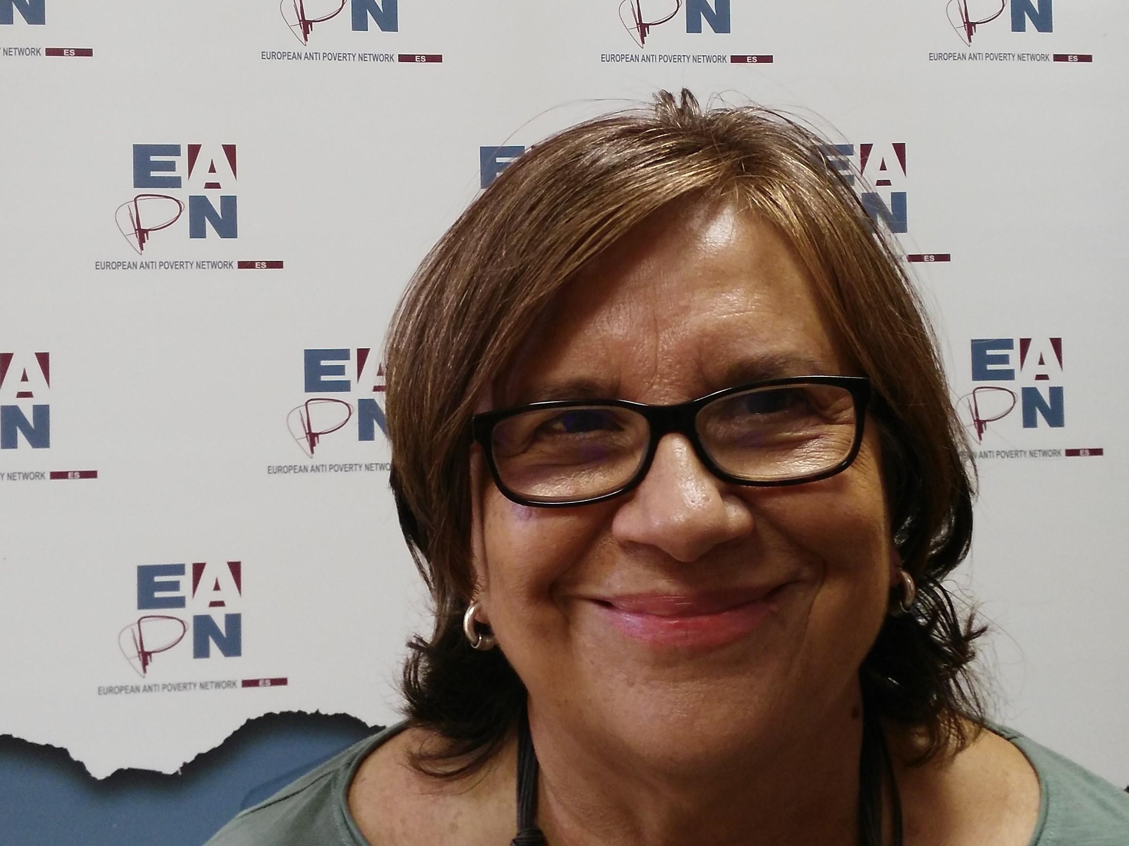 """Ir a : Sali Guntin, EAPN: """"Las mujeres están más expuestas a la vulnerabilidad social"""""""