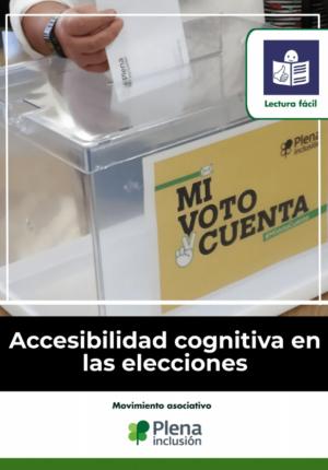 Ver Accesibilidad cognitiva en las elecciones
