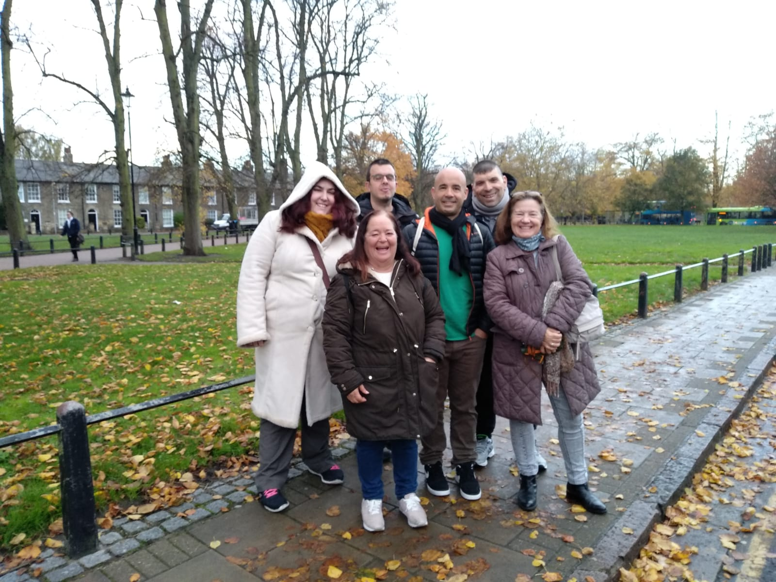 Ir a : Cuatro personas con discapacidad intelectual españolas participan en el proyecto europeo de liderazgo 'We Are In This Together'