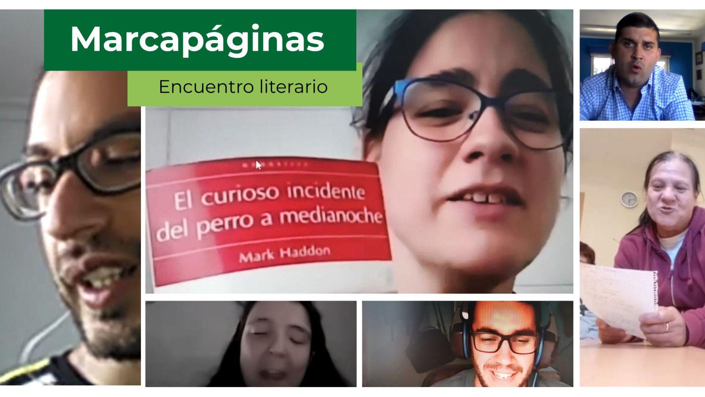 Ir a : Marcapáginas: jóvenes con y sin discapacidad comparten literatura a través de un encuentro y una app