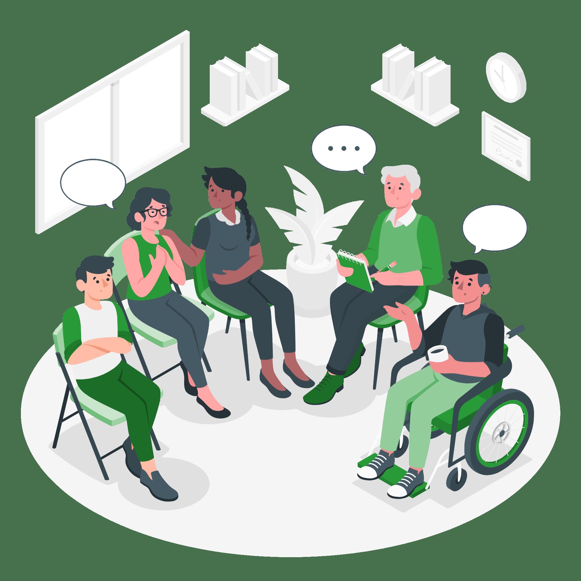 Ir a : Plena inclusión lanza una encuesta para mejorar la accesibilidad en la participación en organizaciones