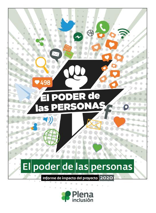 portada informe el Poder de las personas