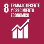 ods 8 - trabajo decente y crecimiento económico