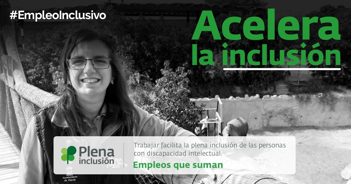 Ir a La contratación de personas con discapacidad intelectual acelera su inclusión y mejora el ambiente en la empresa