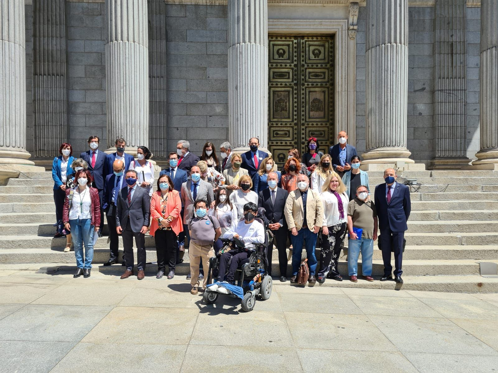 Ir a : Las reforma de las leyes civiles permiten a cientos de miles de personas con discapacidad recuperar derechos negados