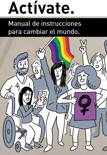 portada guía de activismo personas con discapacidad intelectual Actívate