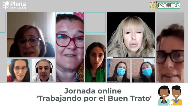 Jornada Online Buen trato