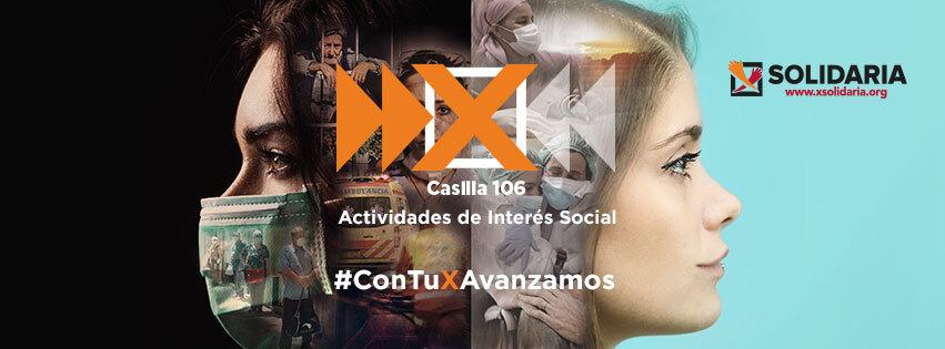 Ir a : Cuando marcas la X Solidaria en tu declaración de la renta apoyas miles de proyectos sociales y la sociedad avanza