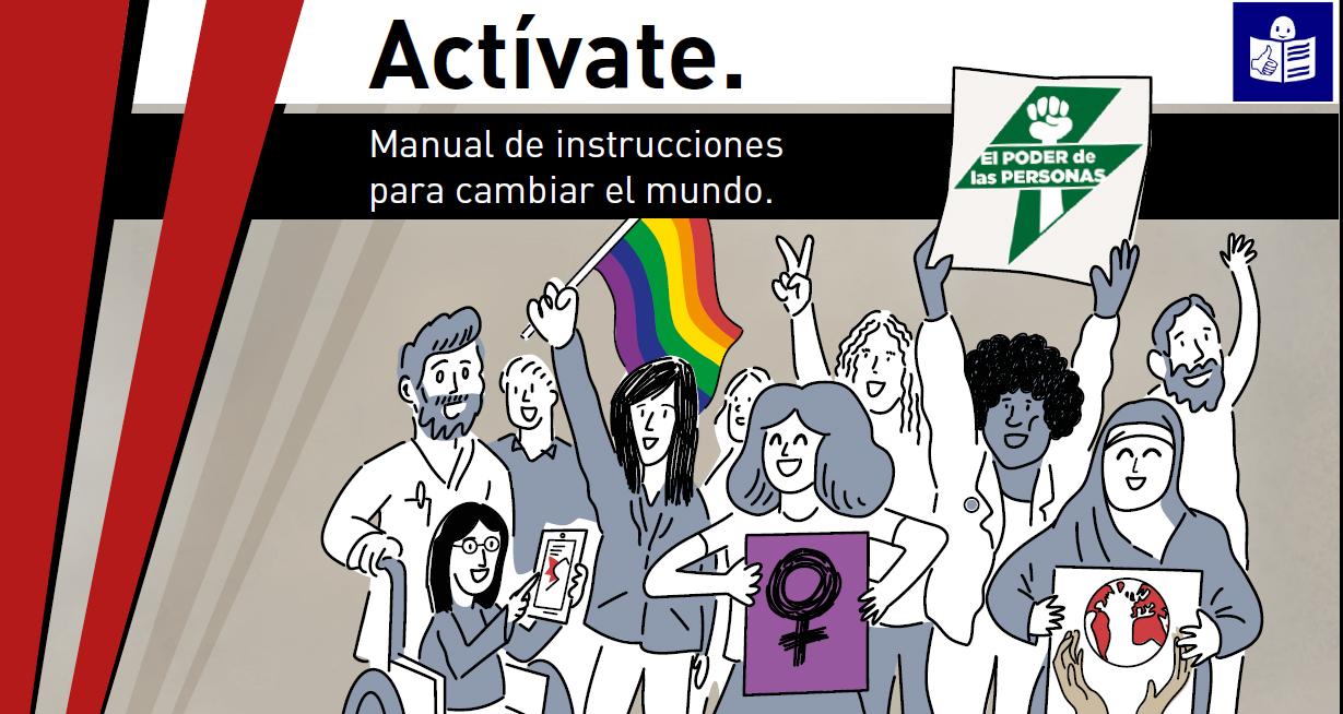 Ir a : Plena inclusión publica en lectura fácil un manual de instrucciones para cambiar el mundo