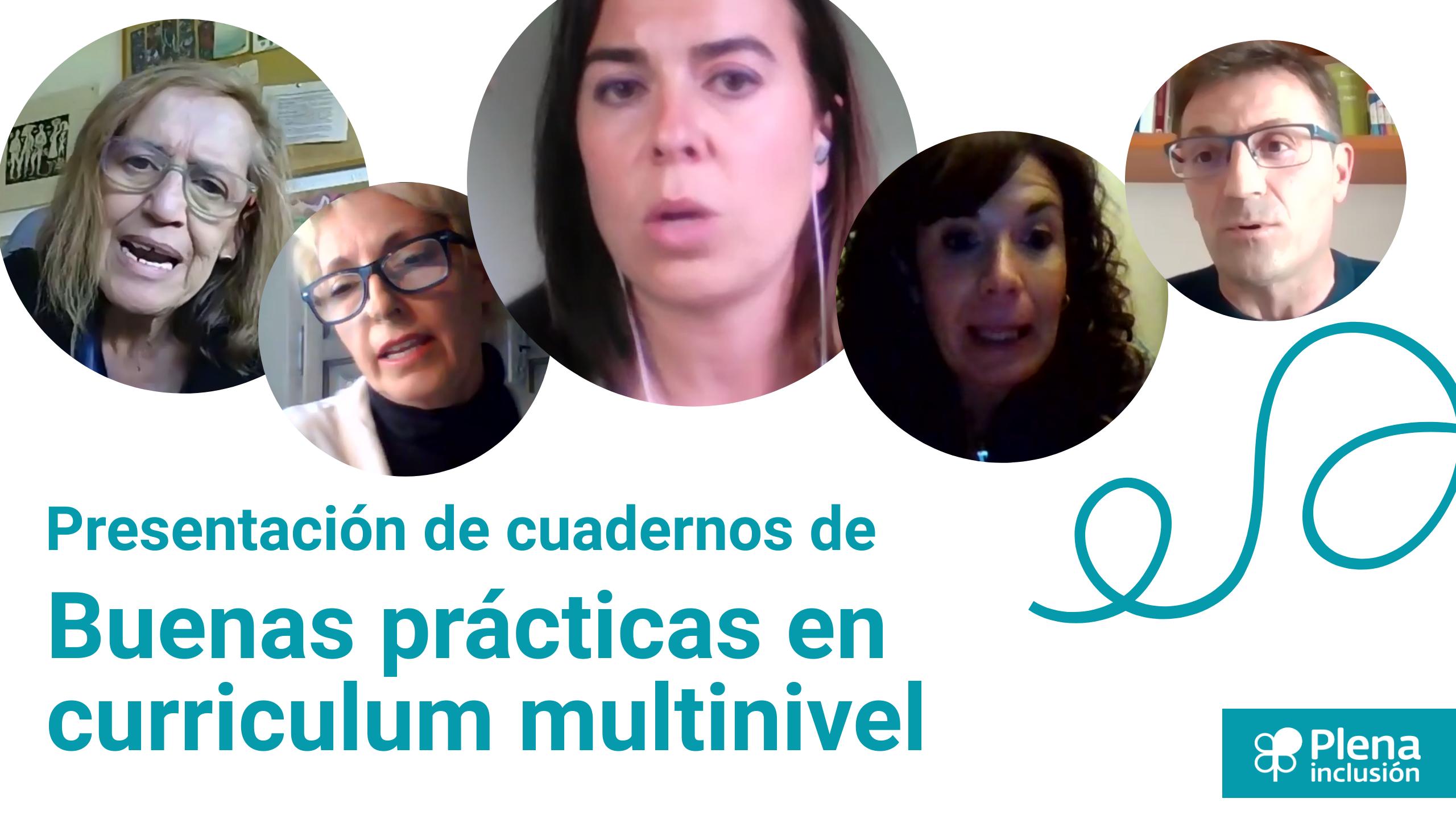 Ir a : ¿Cómo abordar la inclusión educativa desde un punto de vista práctico? Hablamos con expertos del Curriculum Multinivel