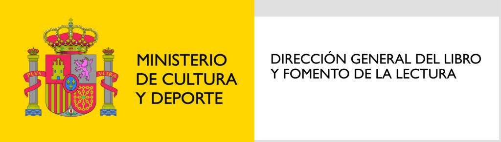 logo Ministerio de Cultura Dirección general del Libro