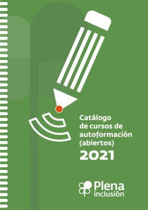 Ver Catálogo de Formación Abierta 2021 de Plena inclusión