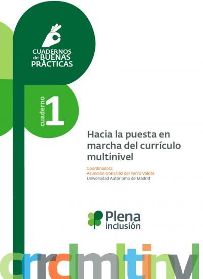 portada cuaderno 1 buenas prácticas currículo multivel
