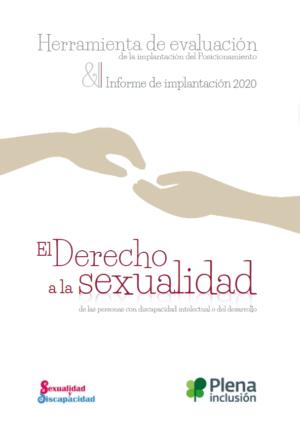 Ver Herramienta de evaluación e informe de implantación del posicionamiento de sexualidad 2020